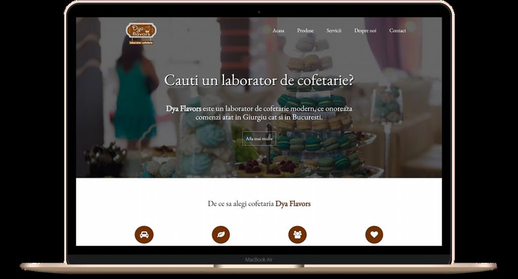 cofetarie giurgiu website